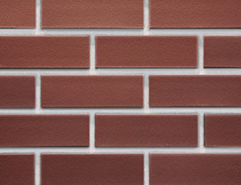 METROBRICK® Thin Brick - 320 Schoolhouse Red