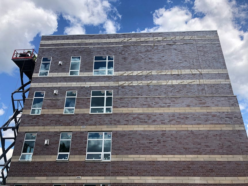 Our EZ Wall® Engineered Thin Brick Panel System Porfolio