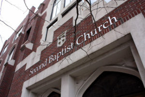 Second Baptist Church of Detroit