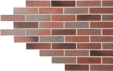 Summitville Landmark Series Thin Brick - Custom Blend