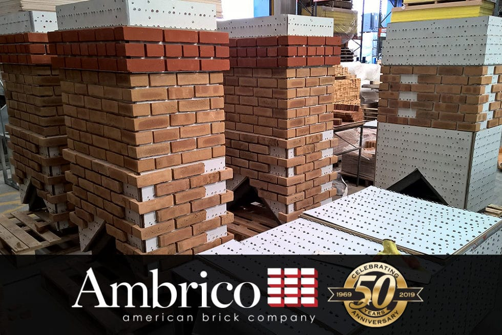 Three Reasons Ambrico's EZ Wall® Engineered Thin Brick System Is Better Than Traditional Brick